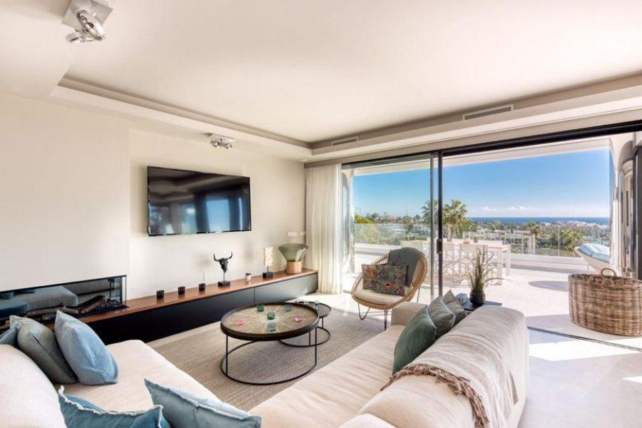 Rental azahar penthouse 1